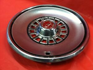 Vintage 1979 83 Ford Ltd 14 Hubcap Good Condition