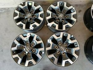 2005 2019 Toyota Tacoma Trd Oem Factory 16 Wheels Rims Set Of 4 Free Shipping