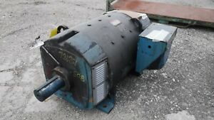 300 Hp Dc General Electric Motor 1150 Rpm 508ay Frame Dpfv 500 V