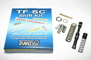 Transgo Tfsc Shift Kit A727 A904 Torqueflite Transmission 727 904 Chrylser Dodge