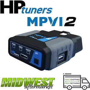 Hp Tuners Mpvi2 Vcm Suite Standard For Ford Gm Dodge Chrylser