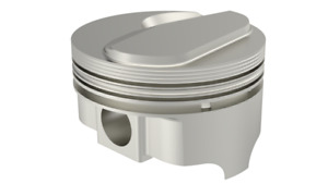 Big Block Chevy 454 Forged 200 Solid Dome Icon Fhr Series Pistons Ic9919 030