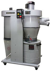 Megaton Ub 2100veck 2 Hp Cyclone Dust Collector