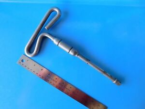 Vintage Blackhawk 3310 1 2 In Dr T handle Patented 1926 Used
