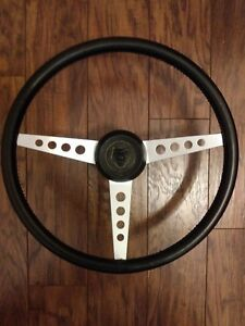 Jaguar E Type Xke C33104 Series 3 V12 Steering Wheel