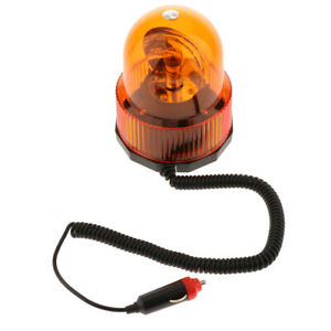 Strobe Flashing Halogen Light For Emergent Situation Cars Trucks Snow Plow