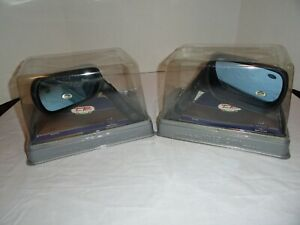 New Old Stock Vitaloni Turbo Racing Side view Mirror Set Made In Italy