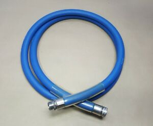 New Ecolab Discharge Hose 5 8 Id X 8ft 200psi W p