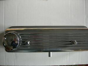 Mg Midget 1500 Triumph Spitfire Herald Aluminum Alloy Valve Cover With Nuts Ca