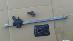 1961 Chevrolet Bumper Jack with Nos Jack Hook