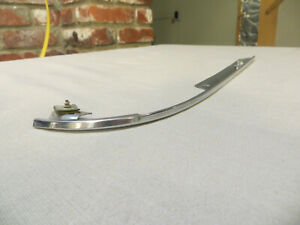 1960 Cadillac Front Fender Lower Trim In Front Left Side Drivers Side