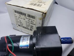 Leeson 180 1 Motor 1 8hp 12vdc M1135243 00 Maybe New Cm34d25nz154a