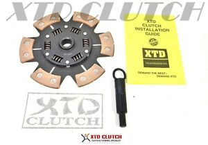 Xtd Racing Stage 3 Clutch Disc And Tool Fits For 350z G35