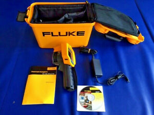 Fluke Tir Thermal Imager 9hz 160 X 120 Infrared Imaging Camera Thermique