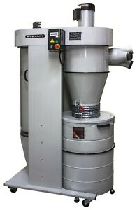 Megaton Ub 3100veck 3 Hp 208v Cyclone Dust Collector