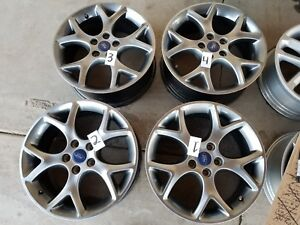 2012 2014 Ford Focus 17 Factory Oem Wheels Rims Set Of4 Free Shipping Nice