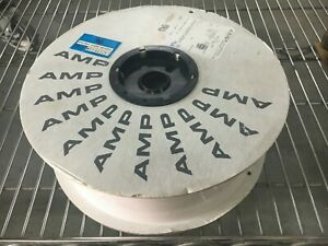 Amp trace Flat Ribbon Cable 500 Ft Spool 32 Conductor 002 Thickness