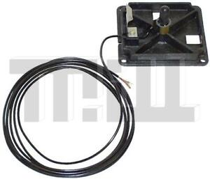 Base Plate With Contact And Wire For Western Joystick Oem 56028