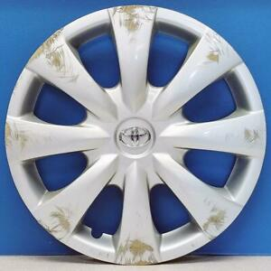 One 2009 2013 Toyota Corolla Le Base 61147 15 Hubcap Wheel Cover 4260212720