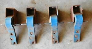 Dodge Power Wagon Door Hinges 1968 1969 1970 1971 D100 D200 Truck Pickup L And R