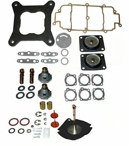 Holley 4010 Carb Carburetor Rebuild Kit 84010 84011 84012 84013 84020 84047