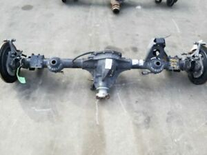 18 19 Jeep Wrangler Rear End 4 10 Ratio Tru lok Oem Axle Assymbly
