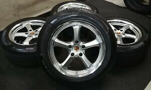 New Porsche Cayenne S Turbo Gts 19 Wheels Winter Snow Tires Audi Q7 Vw Touareg