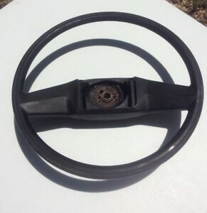 Vtg 73 87 Chevrolet Truck Blazer Steering Wheel Oem 9760812 1 Gm Original
