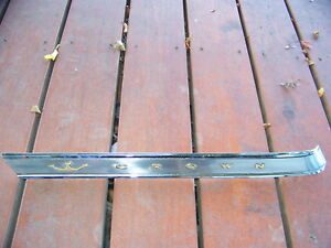 1964 Chrysler Crown Imperial Roof Pillar Trim Oem 2480077
