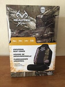 New Realtree Ap Lowback Seat Headrest Cover Car Suv Truck Rsc7006 Camo