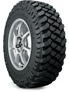 4 New 295 70r17 Firestone Destination M T2 Mud Tires 2957017 70 17 70r R17 M T E