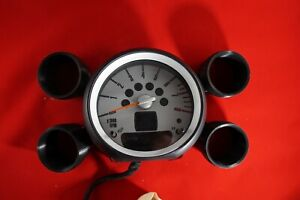 Mini Cooper R56 R55 R57 Dual 52mm Gauge Pod Mount Cup 2007 2013