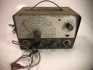Accurate Instrument Co Genometer Model 156 parts repair Only Vintage