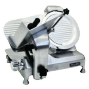 Atosa Ppsl 12hd Electric Preppal Compact Manual Slicer