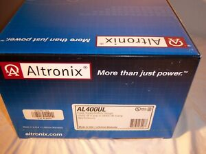 Altronix Al400ulm Power Supply 12v Dc 4a Or 24v Dc 3a Nib
