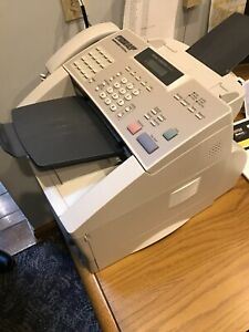 Brother Intellifax 4100e Business Class Laser Fax Machine Super G3 33 6 kbps