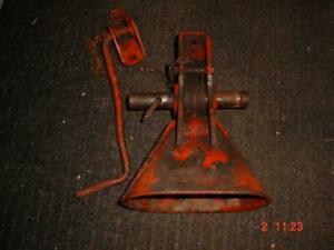 Original Allis Chalmers Wd45 wd Tractor Snap Coupler Ac Wd wd45