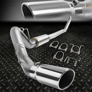 For 94 02 Dodge Ram Truck 2500 Diesel Turbo Catback Exhaust System 5 Muffler Tip