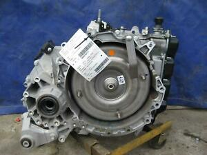 2018 Ford Edge Transmission 15k At 6 Speed 2 0l Turbo Fwd Warranty Tested Oem