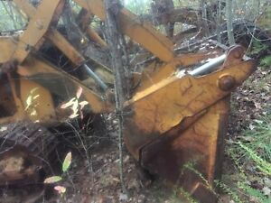 Case 850 Loader 4 In 1 Bucket Drott Brand Bucket