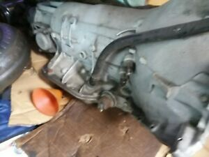 Chevy Turbo 400 Transmission Used With Converter