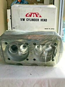 Volkswagen Bug Gme Bare High Performance Cylinder Heads New Old Stock