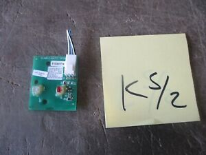 Used Auger Control Panel 38708 For Ultra 2 Bunn o matic Frozen Drink Machine