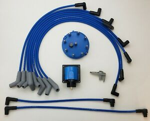 1986 1995 Ford F150 Bronco 5 0l 302 Tune Up 48k Volt Powerboost Upgrade Kit Blue