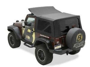Soft Top Bestop K232rz For Jeep Wrangler 2007 2008 2009