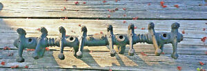 Farmall H Tractor Engine Rocker Arm Assembly Early Sh W4 Tractor Part Ihc I4