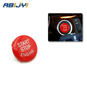 Red Engine Start Button Switches Replace Kit For Bmw E Series E60 E70 E71 E90 Us