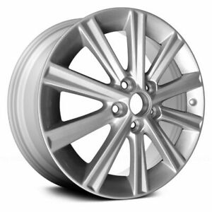 Brand New All Painted Silver Alloy Wheel Rim Fits 2012 2013 2014 Toyota Camry