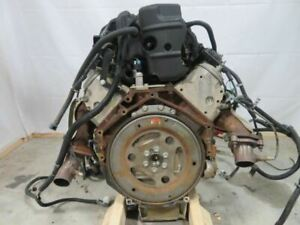 10 15 4 8 Liter Ls Engine Motor L20 Gm Chevy Gmc 67k Complete Drop Out Ls Swap