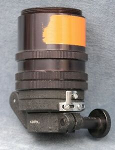 Kopil Hinged Camera To Microscope Adapter M42 Mount Free Usa Shipping